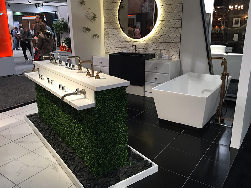 There Was A Lot To Be Seen At This Yearu0027s Kitchen And Bath Industry Show At  The Las Vegas Convention Center. If You Missed It, Here Are 5 Great ...